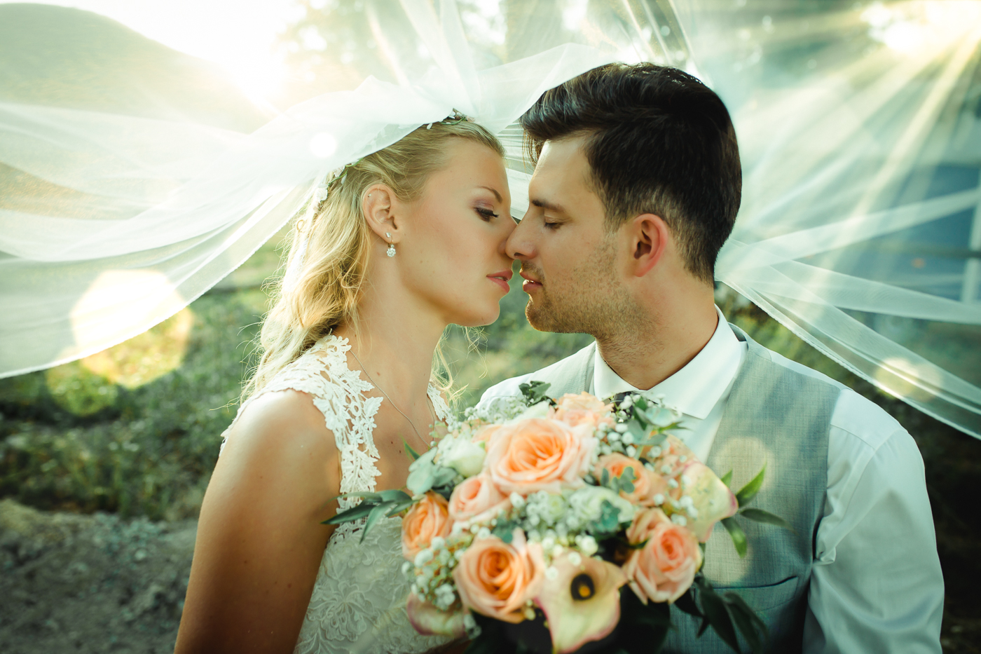 Brautpaarshooting fotografiert vom Wiener Fotografen Markus Winkelbauer